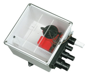 Bomba para ducha 66 L/mm, 12 V JOHNSON