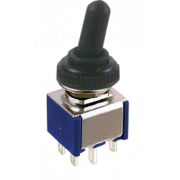 INTERRUPTOR ESTANCO 12V MINI BIPOLAR ON/OFF