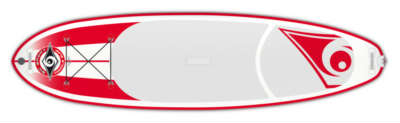 Paddle board AIR SUP 10-6