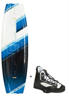 Wake Pack System Junior Medida 124 cm + fijación junior