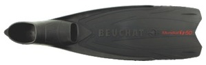 One World fins BEUCHAT T / 45.46