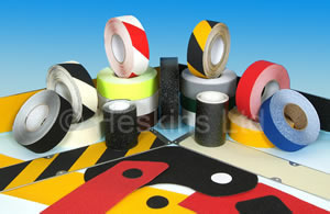 Non-Slip adhesive products