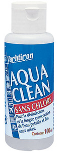 "Desinfectante ""Aqua Clean"""