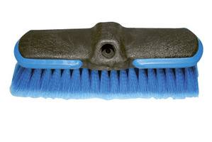 Brush 1 Flexible 25cm face for cleaner telescopic covered with w