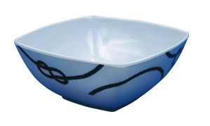 "square bowls ""Pacific "" par 6"