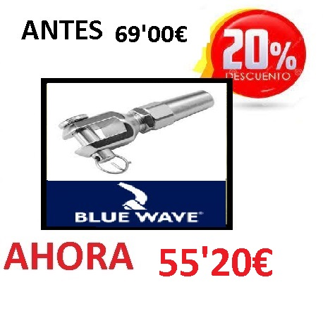 blue wave-manual horquilla Cable 08