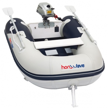 Honda Marine T25 dinghy + BF 2.3 outboard pack